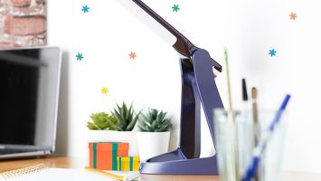 Lexilife's smart lamp can reduce the effects of dyslexia