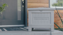 CES 2020: This smart delivery box prevents package theft