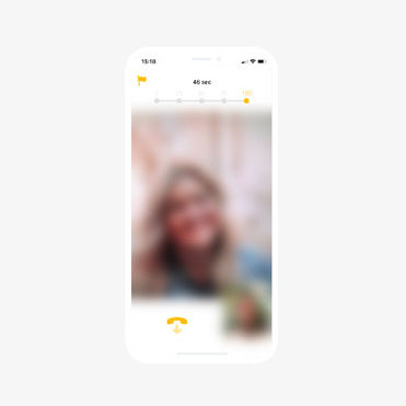 Blindlee wants you to video call potential dates