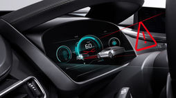Bosch brings 3D technology to car dashboards
