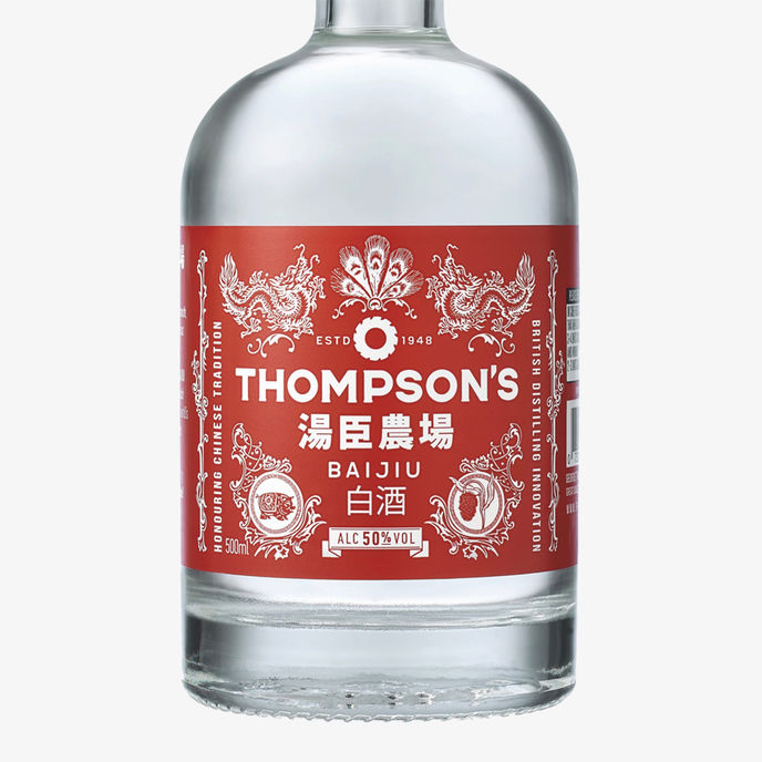 Thompson's Baijiu, UK