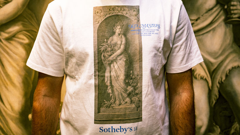 Sotheby's and Highsnobiety