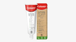 Colgate brushes up with recyclable, vegan toothpaste