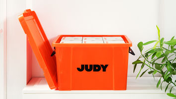 JUDY is an emergency kit fit for dystopia