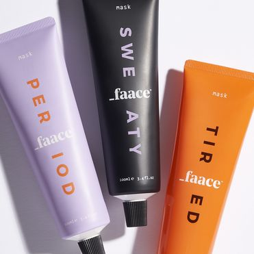 Faace is one-stop skincare for periods