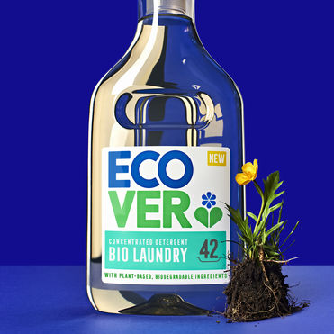 Ecover's latest detergent promotes fashion sustainability