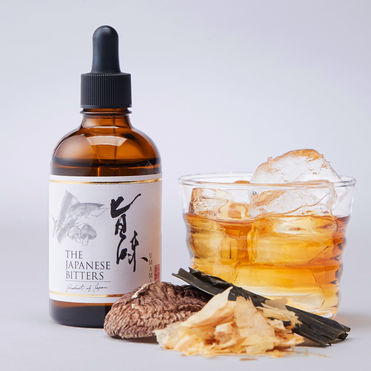 Bitters with a Japanese flavour