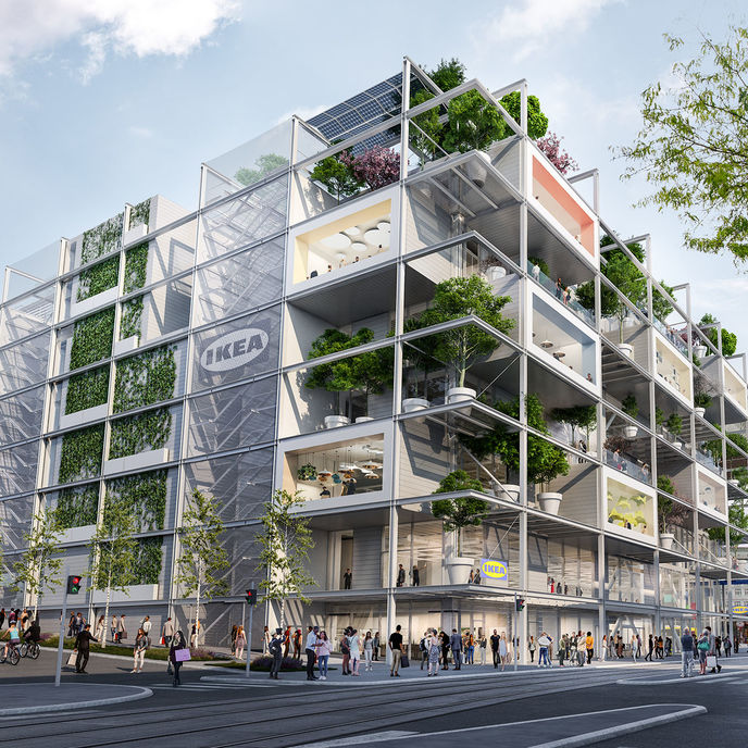 Ikea, Vienna