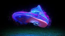 Adidas' smart insole shapes virtual skills