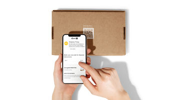 Lumi ID uses QR codes to simplify eco-logistics