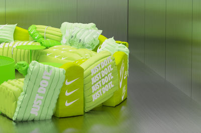 Air Max Day Sofa by Crosby Studios