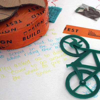 Challenge Cards by The James Dyson Foundation