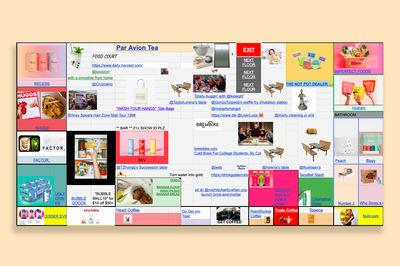 E-commerce platform Elliot has created a virtual, open-source shopping mall using Google Docs