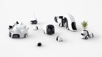 Nendo's self-driving cars for kids' Edu-play-tion