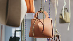Up To You hands flatpack luxury bags to consumers