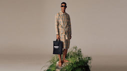 Burberry's eco-collection embraces transparency