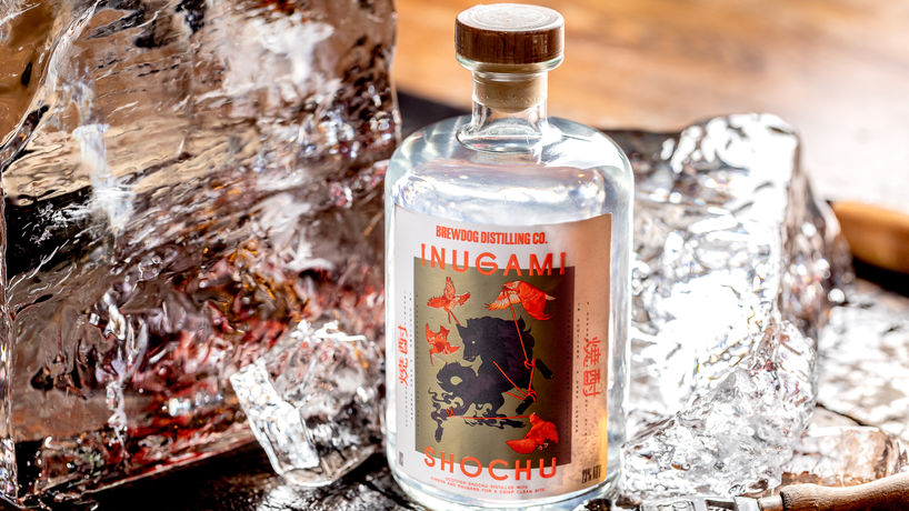 Inugami Shochu by BrewDog, Scotland