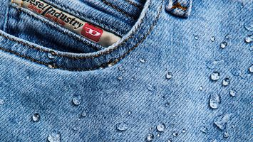 Diesel boosts everyday apparel with antimicrobial shield