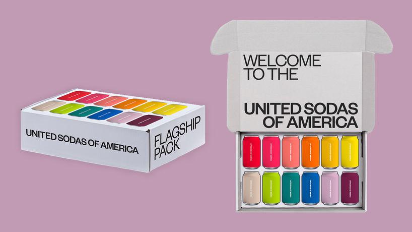 United Sodas of America, US