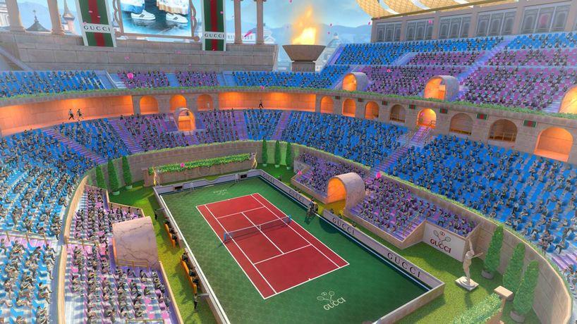 Gucci x Tennis Clash, Italy