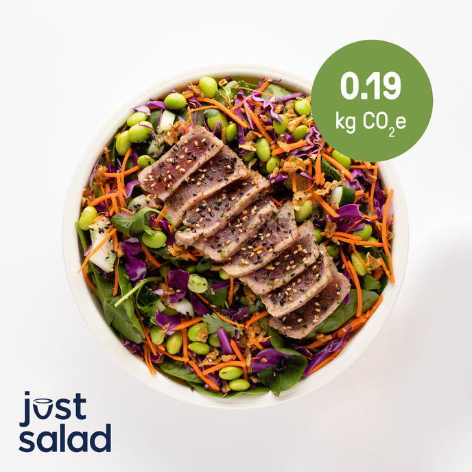 Just Salad in collaboration with NYU Stern school of Business students, US