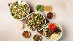Just Salad adds carbon labelling to its menu