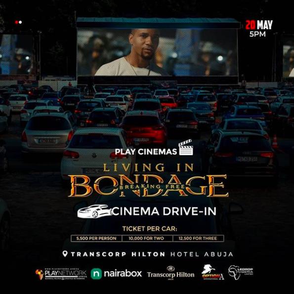 Living in Bondage by Charles Okapaleke @charlesofplay, Lagos & Abuja