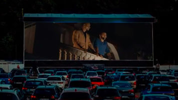 Drive-in cinemas gain traction in West Africa