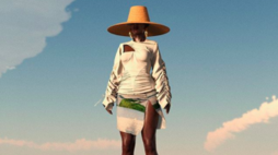 Hanifa celebrates Congolese fashion with 3D collection