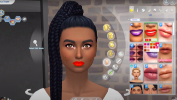 M.A.C brings virtual make-up to The Sims