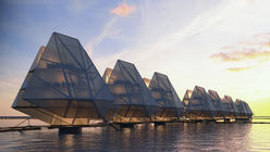 Floating dwellings for resilient communities